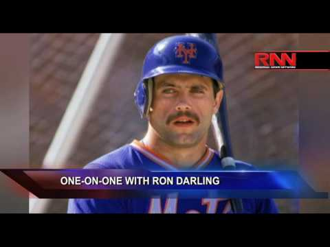 One-on-one with Ron Darling
