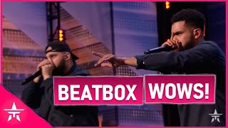 The BEST Beatbox Group In The World? WOW They KILL IT! America&#39s Got Talent