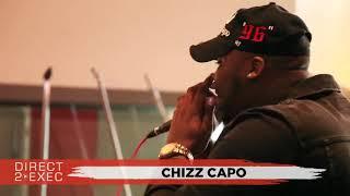 Chizz Capo Performs at Direct 2 Exec NYC 4/20/18 -  Atlantic Records