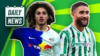30 Millionen: War Fekir Bayern zu riskant? Transfer zu Real Betis offiziell!