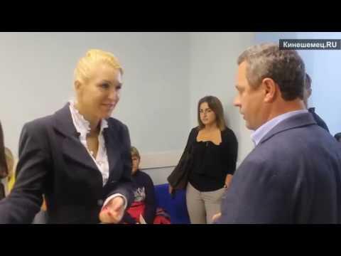 """Руководители профсоюза """"Альянс Врачей"""" посетили медучреждения Кинешмы"""