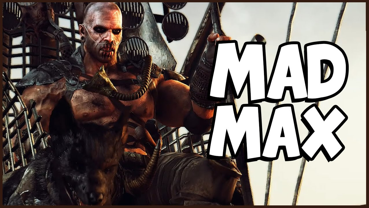 Mad Max The Game The Road Warrior