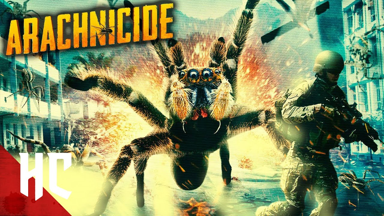 Arachnicide | Full Action Horror Movie