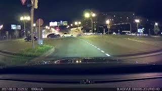 ДТП на а перекрёстке Софийской и Славы