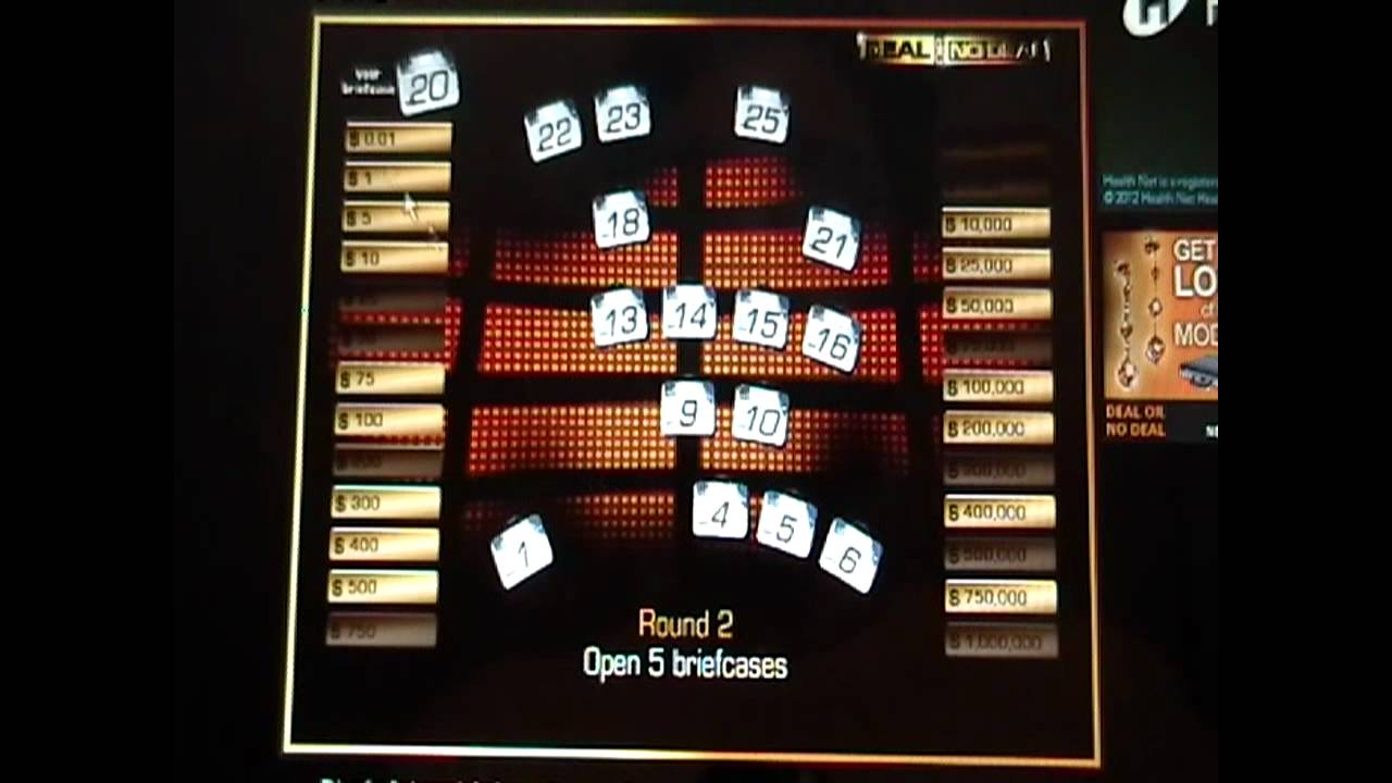 Watch Deal Or No Deal Online