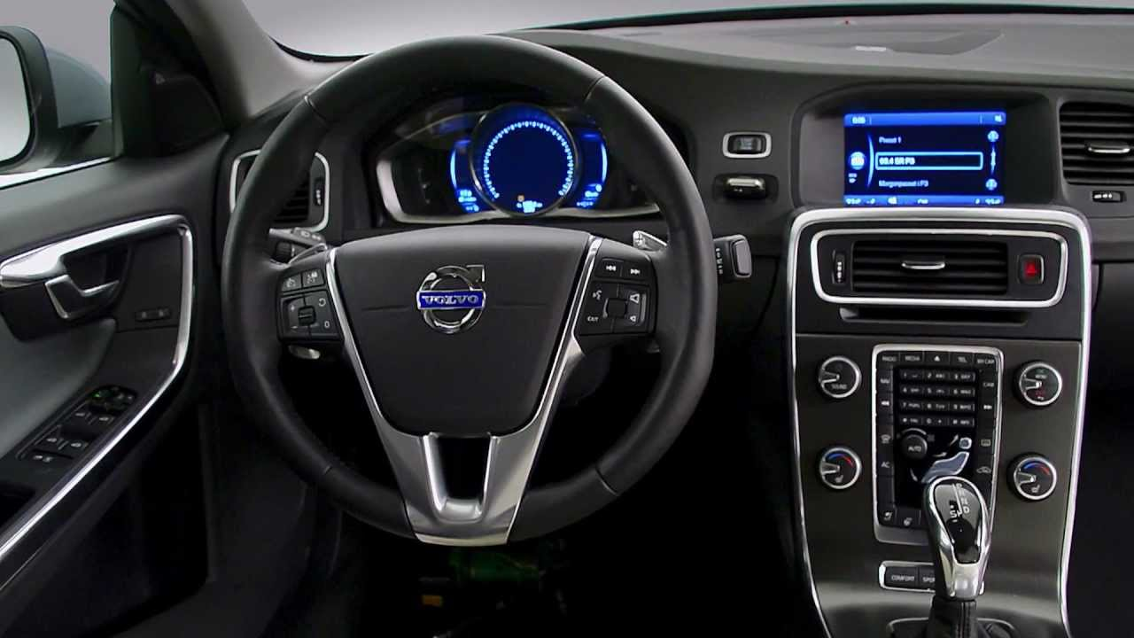 Volvo S60, V60, XC60, S80, V70 y XC70 (interior) - COCHESDEVALENCIA.ES - YouTube