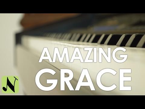 amazing grace piano arrangement pdf