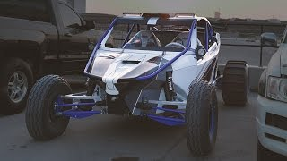 Dunny Buggy Tuning Fever in Dubai at NAS Racing