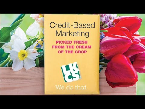 Credit Based Marketing: Picked Fresh from the Cream of the Crop