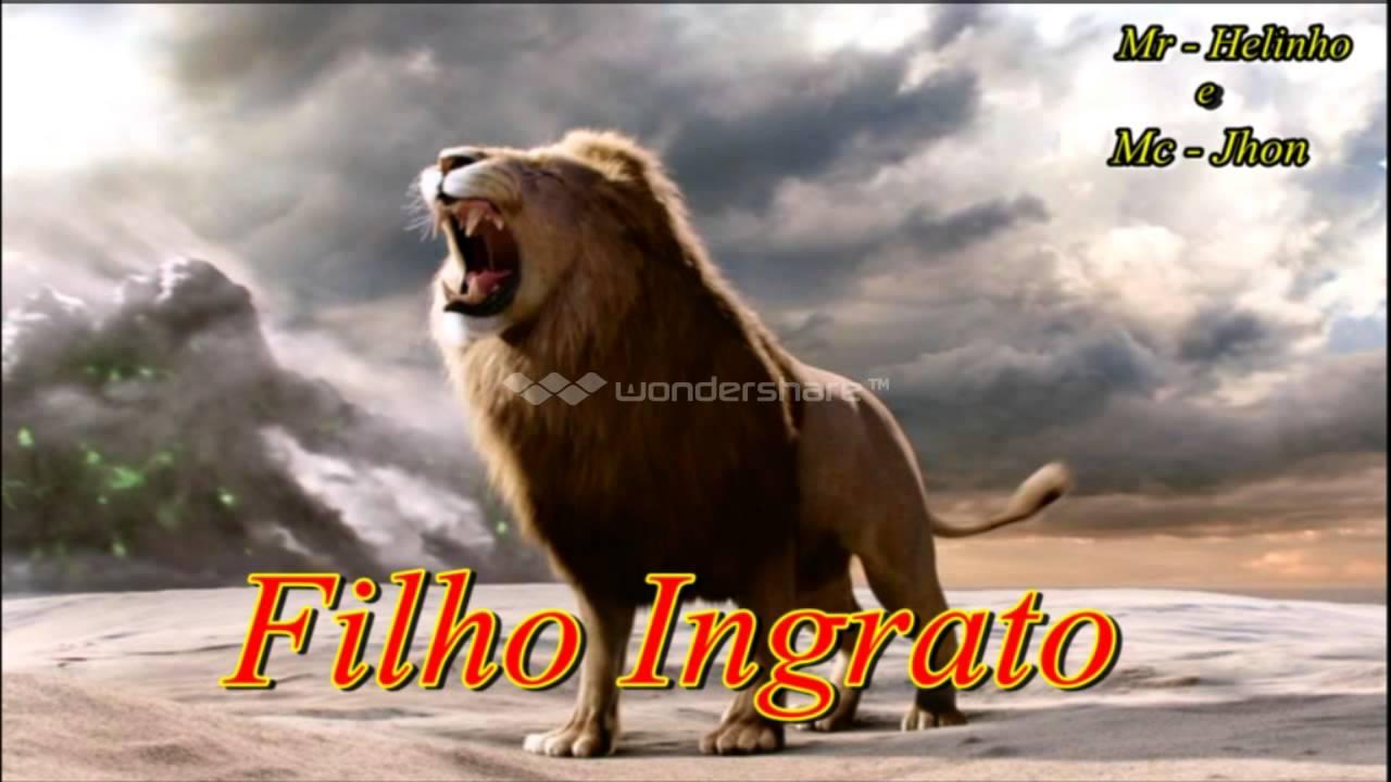 Filho Ingrato: (Mr Helinho E Mc Jhon)
