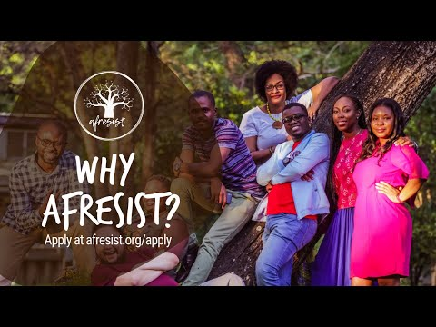 Afresist Youth Leadership Programme Launch