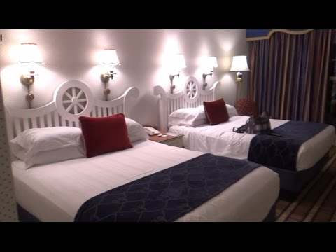 Disney Yacht Club Resort Room Tour
