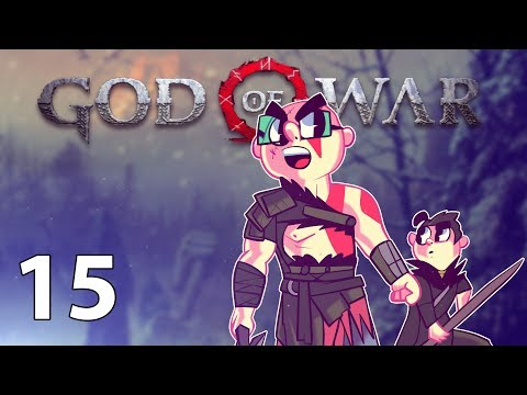Northernlion Plays: God Of War [Episode 15]