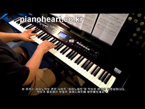 이적(Lee Juk) - Rain 피아노 연주