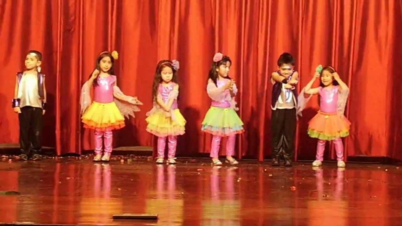 Bailando de tres en tres dance - 3 part 6