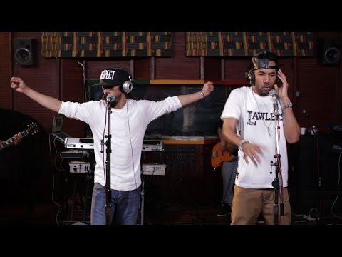 1Xtra in Jamaica - Cham Feat. Damian Jr Gong Marley - Fighter for BBC 1Xtra