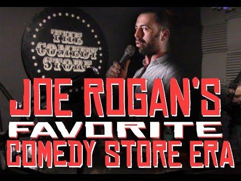 Joe Rogan reveals Mt. Rushmore of comedy, talks Sam Kenison with Don Barris  p