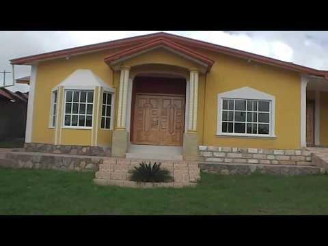 Venta de hermosa casa nueva en villa isabela la esperanza for Casas para jardin baratas