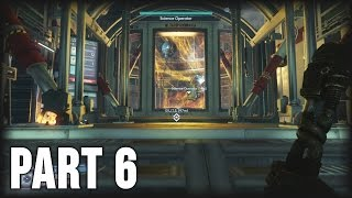 Prey - 100% Walkthrough Part 6 [PS4] – Detour (1/2)