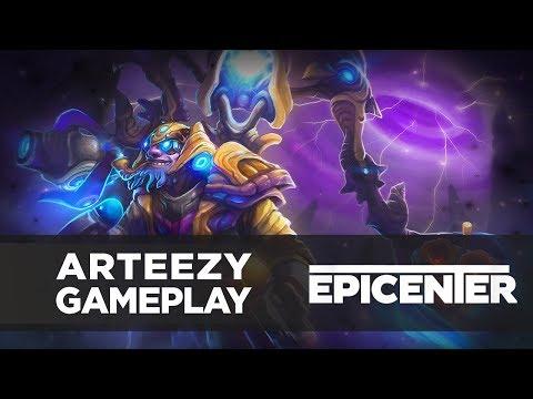 Arteezy (Tinker) EG vs Iceberg @ EPICENTER XL NA quals