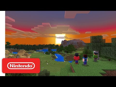 Minecraft - Better Together Trailer - Nintendo Switch