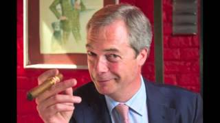 "Nigel Farage vs Nick Clegg LBC Debate - Farage: ""The EU, has blood on its hands in the Ukraine."""