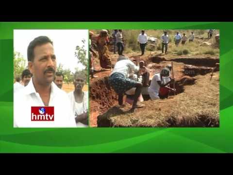 PMFBY Crop Insurance | Neeru Chettu - Farm Ponds | Organic Farming | Nela Thalli | 31-05-16 | HMTV