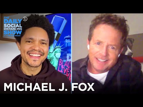 """Michael J. Fox - Finding Gratitude in """"No Time Like the Future"""" 