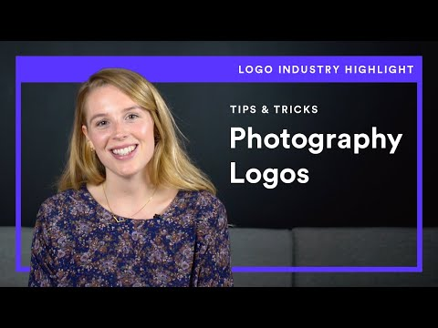 Photography Logo Ideas, and Tips for Creating Your Own