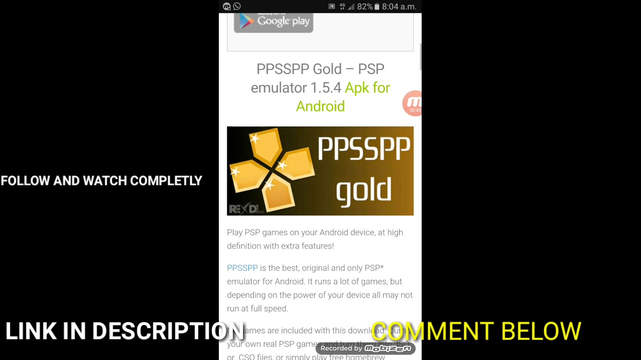 ppsspp gold apk 1 5 4