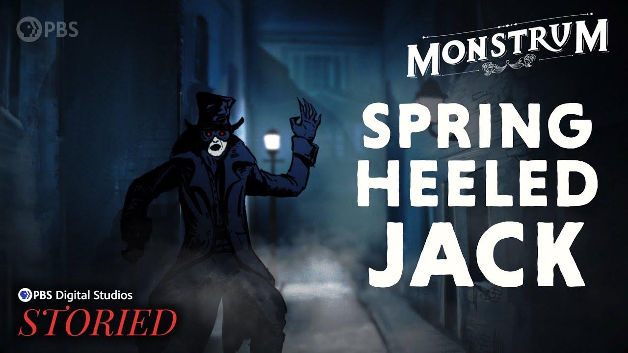 The Original Urban Legend: Spring-heeled Jack | Monstrum