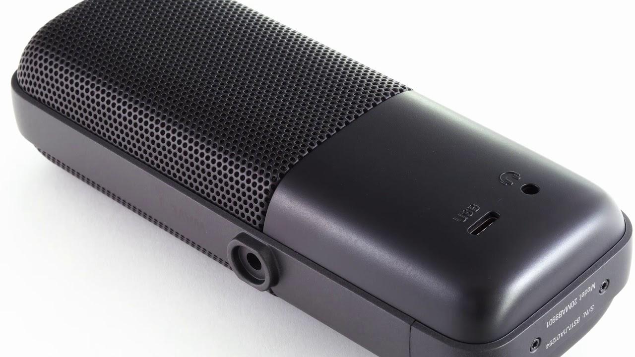 Elgato Wave:3 USB-Mikrofon Review / Testaufnahme