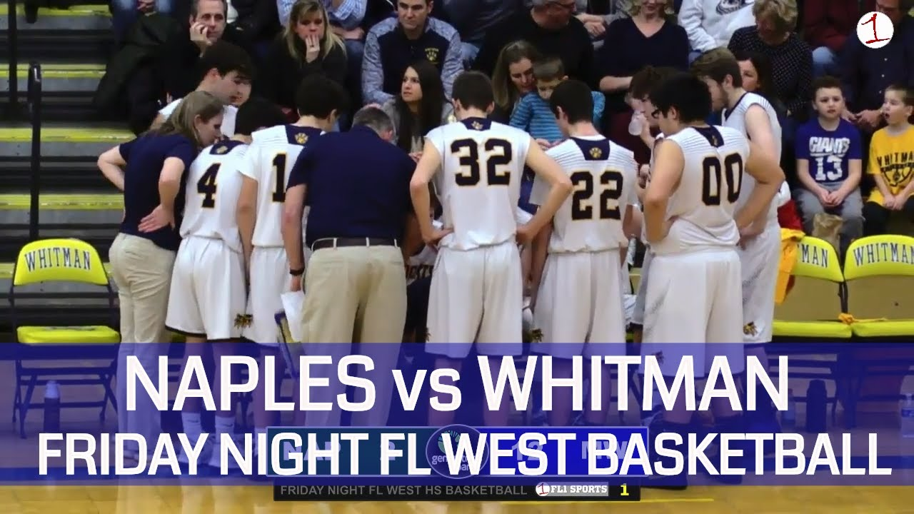 WEBCAST REPLAY: Naples battles Whitman for FL West lead (FL1 Sports)