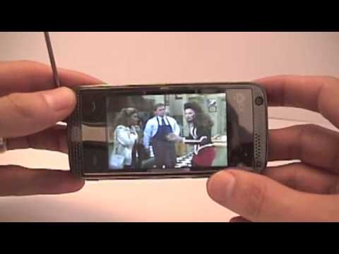 Dual SIM TV Touchcreen Phone: Ace Moscow