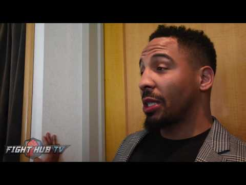 Andre Ward vs. Roy Jones Jr - Andre Ward gives his response