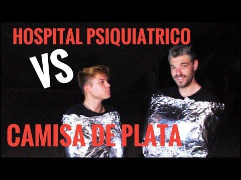 VISITAMOS UN HOSPITAL PSIQUIATRICO ABANDONADO Y ESCAPAMOS DE UNA CAMISA DE FUERZA - 동영상