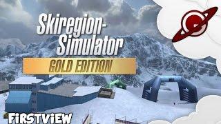 Ski Region Simulator |  Firstview - J