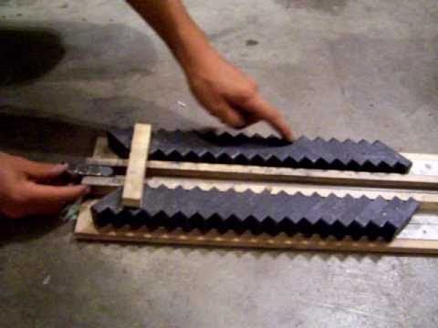 Magnetic Rail Gun Science Project