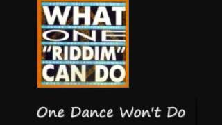 Audrey Hall One Dance Won