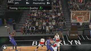 "NBA 2K15 Perfect ""Green"" Shot Release Misses (PS4)"