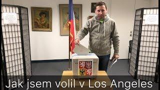 Jak jsem volil prezidenta v Los Angeles (Alisczech vol. 59)