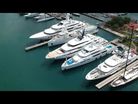 Welcome to the Office by Camper & Nicholsons Port Louis Marina, Grenada