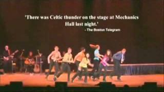 2011年12月、来日公演決定! アイリッシュ&タップ&ステップ・ダンスを...