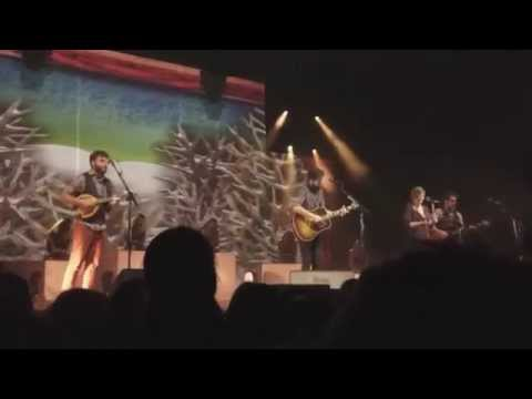 Start A Fire, Passenger & The Once, Columbiahalle, Berlin, 19th Oct 2014