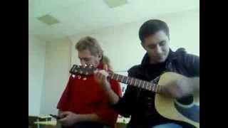 и опять студенты=))) Щеглов Никита & Зорин Андрей