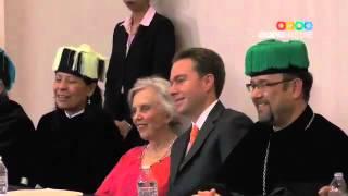 NOTA Otorga Chiapas el grado de Doctor Honoris Causa a Elena Poniatowska Amo