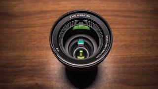 My Most Used Lens of 2018 | Sony SELP18105G E PZ 18-105mm F4 G OSS
