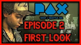 EPISODE 2 TRAILER/FIRST LOOK WHERE TO WATCH! The Walking Dead: The Final Season Suffer The Children