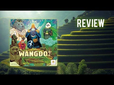 Wangdo (Mandoo Games) / Review / Regelerklärung + Fazit / Brettspiel / Essen Neuheit!