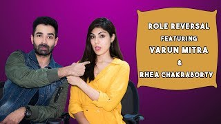 Varun Mitra And Rhea Chakraborty Answer For Each Other And Rate Each Other   Jalebi